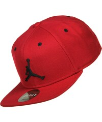 Jordan Jumpman Snapback Cap gym red/black