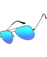 MasterDis PureAv Sonnenbrille gun/blue