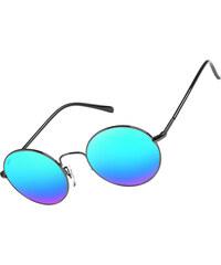 MasterDis Flower Sonnenbrille gun/blue