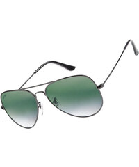 MasterDis PureAv Sonnenbrille gun/green