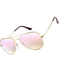 MasterDis PureAv Sonnenbrille gold/rose