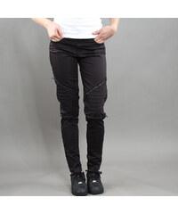 Urban Classics Ladies Stretch Biker Pants černé