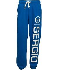 Sergio Tacchini Herren Valerio Logo Jogginghose Blau