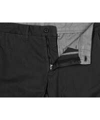 Carhartt Wip Johnson Midvale Shorts black garment dyed