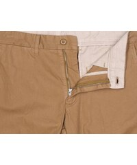 Carhartt Wip Johnson Midvale Shorts brown garment dyed