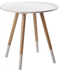Zuiver Konferenční stolek Two tone, white