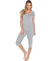 Italian Fashion Montana kr.r. k.3/4 Dámské pyžamo
