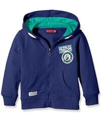 SALT AND PEPPER Jungen Sweatshirt Jacket Farmer Uni Kapuze