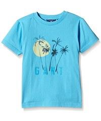 GANT Jungen T-Shirt Sc. Gant Beach Ss Tshirt