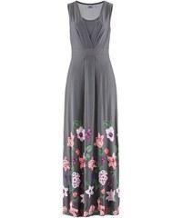 bpc bonprix collection Úpletové dlouhé šaty bonprix