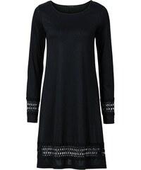 RAINBOW Úpletové šaty bonprix