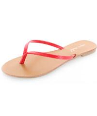 Belle Women Červené pantofle Julia