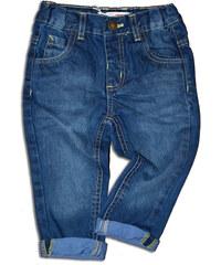 Minoti Chlapecké džínové kalhoty Flag - modré