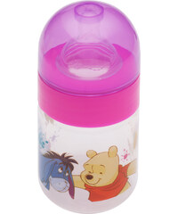 OKT Lahvička Winnie the Pooh, 125 ml, světle růžová
