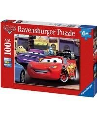 Ravensburger Puzzle Auta - Žhavé pneumatiky 100d