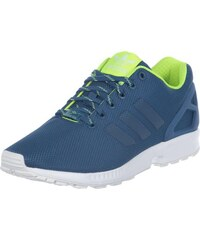 adidas Zx Flux Schuhe shadow blue/ solar yellow