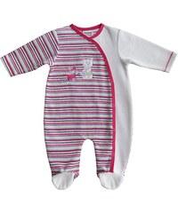 Schnizler Unisex Baby Schlafstrampler Nicki, Schlafanzug, My Garden