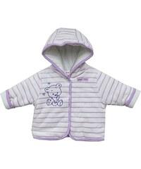 Schnizler Baby - Mädchen Jacke Kapuzenjacke Nicki Lovely Teddy, Warm Wattiert