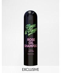Pimps and Pinups Pimps & Pinups - Shampooing à l'huile de rose 250 ml exclusivité ASOS - Clair