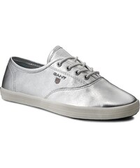 Tenisky GANT - New Haven 12531267 G80 Silver
