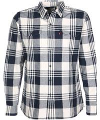 Levi's ® Classic Flat Pockets Langarmhemd dress blue