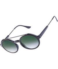 MasterDis Retro Space Sonnenbrille black/green