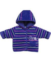 Schnizler Baby - Mädchen Jacke Kapuzenjacke Nicki Schaukelpferd, Warm Wattiert