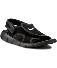 Sandály NIKE - Sunray Adjust 4 (Gs/Ps) 386518 011 Black/White/Anthracite