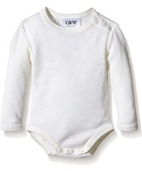 Care Unisex Baby Body, Wolle