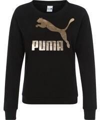 PUMA No.1 Logo Crew Sweatshirt Damen