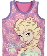 Disney Brand Dívčí tílko Frozen