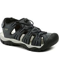 Rock Spring 49010 tmavě modré pánské letní sandály
