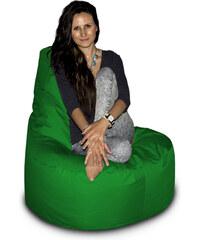 CrazyShop Sedací vak CRAZYSHOP – křeslo, zelená