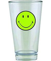 ZAK! designs - Smiley sklenice 33 cl zelená (6662-1402)