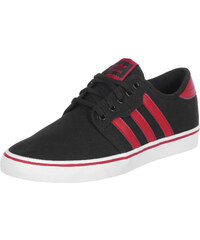 adidas Seeley chaussures core black / scarlet