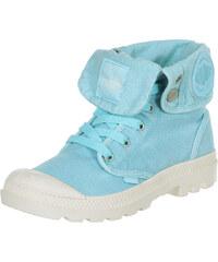 Palladium Baggy W chaussures blueberry/marshmallow