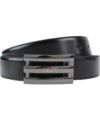 CALVIN KLEIN B29 Leather Belt Black