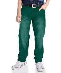 Regular-fit-Jeans Arizona grün 128,134,140,146,152,158,164,170,176,182