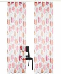 MY HOME Gardine Sikato (2 Stück) rosa 1 (H/B: 145/140 cm),2 (H/B: 175/140 cm),3 (H/B: 225/140 cm),4 (H/B: 245/140 cm),5 (H/B: 265/140 cm),6 (H/B: 295/140 cm)