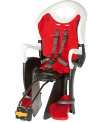 Bellelli Kindersitz mit höhenverstellbarer Rückenlehne Sitzrohrbefestigung