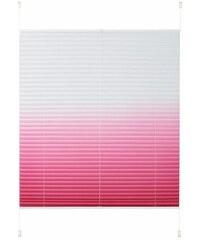 MY HOME Plissee Sakata Faltenstore Lichtschutz Fixmaß rosa 3 (H/B: 130/60 cm),4 (H/B: 130/70 cm),6 (H/B: 130/90 cm),7 (H/B: 130/100 cm),8 (H/B: 130/110 cm),9 (H/B: 130/120 cm)