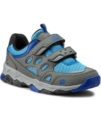 Polobotky JACK WOLFSKIN - Mtn Attack 2 Low Vc K 4019231-1152300 Brilliant Blue