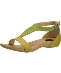 Kožené sandálky Carinii B1674-491