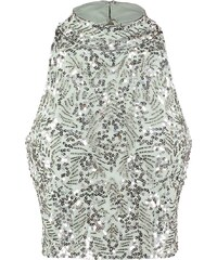 Lace & Beads JAMIE Bluse mint