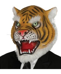 Fiestas Guirca Latexová maska tygra