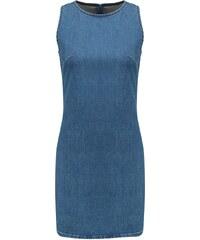 Earnest Sewn IRVING Jeanskleid ease blue