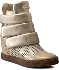 Sneakers CARINII - B3493M Ven 14 Pla. Mul./Ven. 1698 Plat./Beż