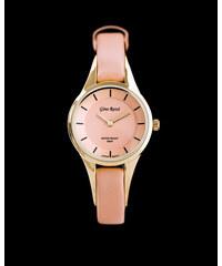 Dámské broskvové hodinky Gino Rossi Lola