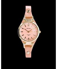 Dámské broskvové hodinky Gino Rossi Ela