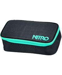 Nitro Mäppchen, »Pencil Case XL - Blur Blue Trims«